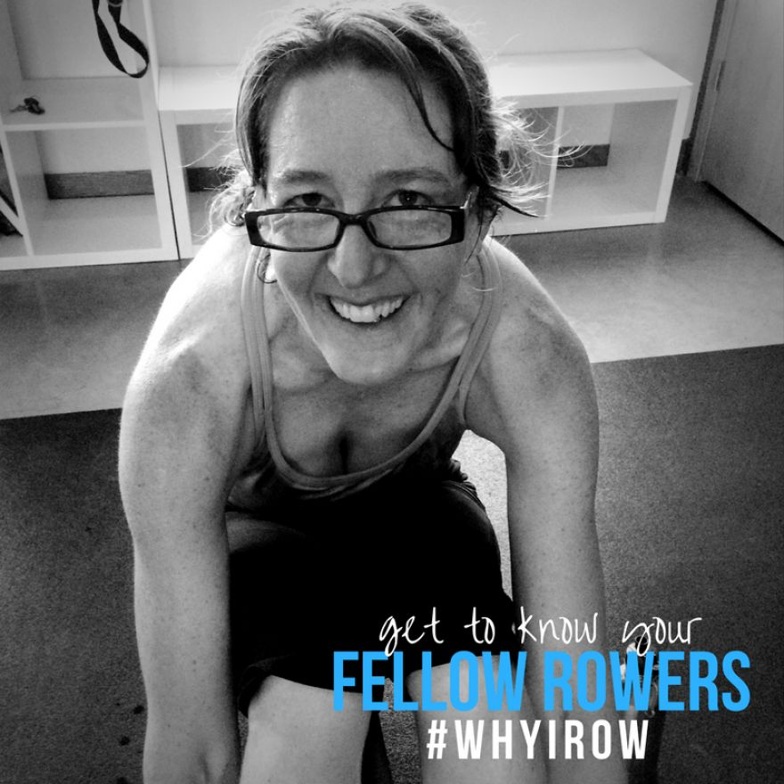 Why I Row: Layl