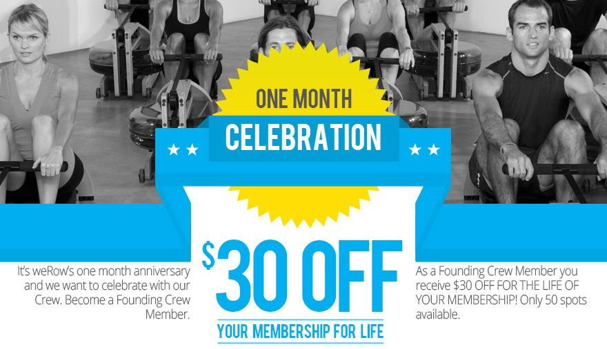 Save $30 for the Life of Your Membership as A Founding Member