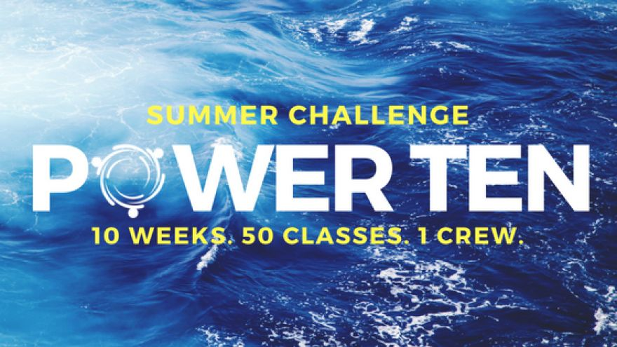 Summer Challenge: Power Ten